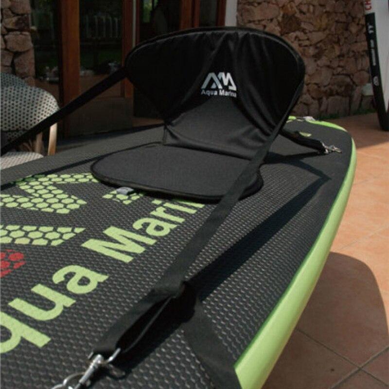 Siège de repos arrière pour stand up paddle board pour AQUA MARINA SUP board brise vapeur bateau gonflable sport kayak réglable A05012 - 2