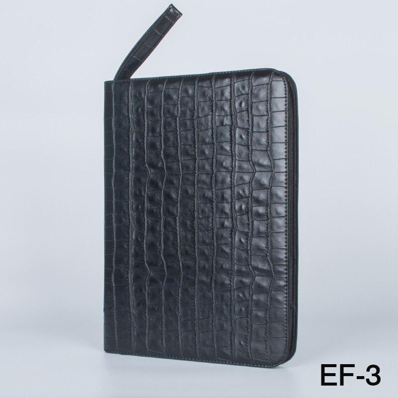 купить 48 FOUNTAIN OR ROLLER BALL PEN CASE NEW CROCODILE SKIN PATTERN BLACK NEW AND IMPROVED pencil bag по цене 869.55 рублей