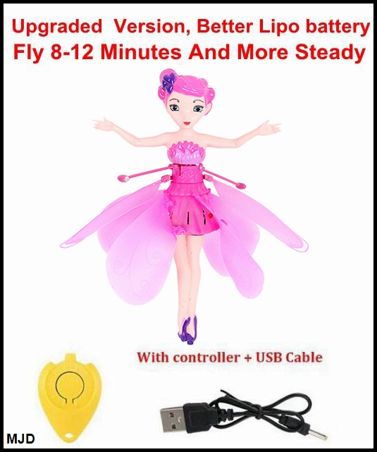 New Red Fly Fairy
