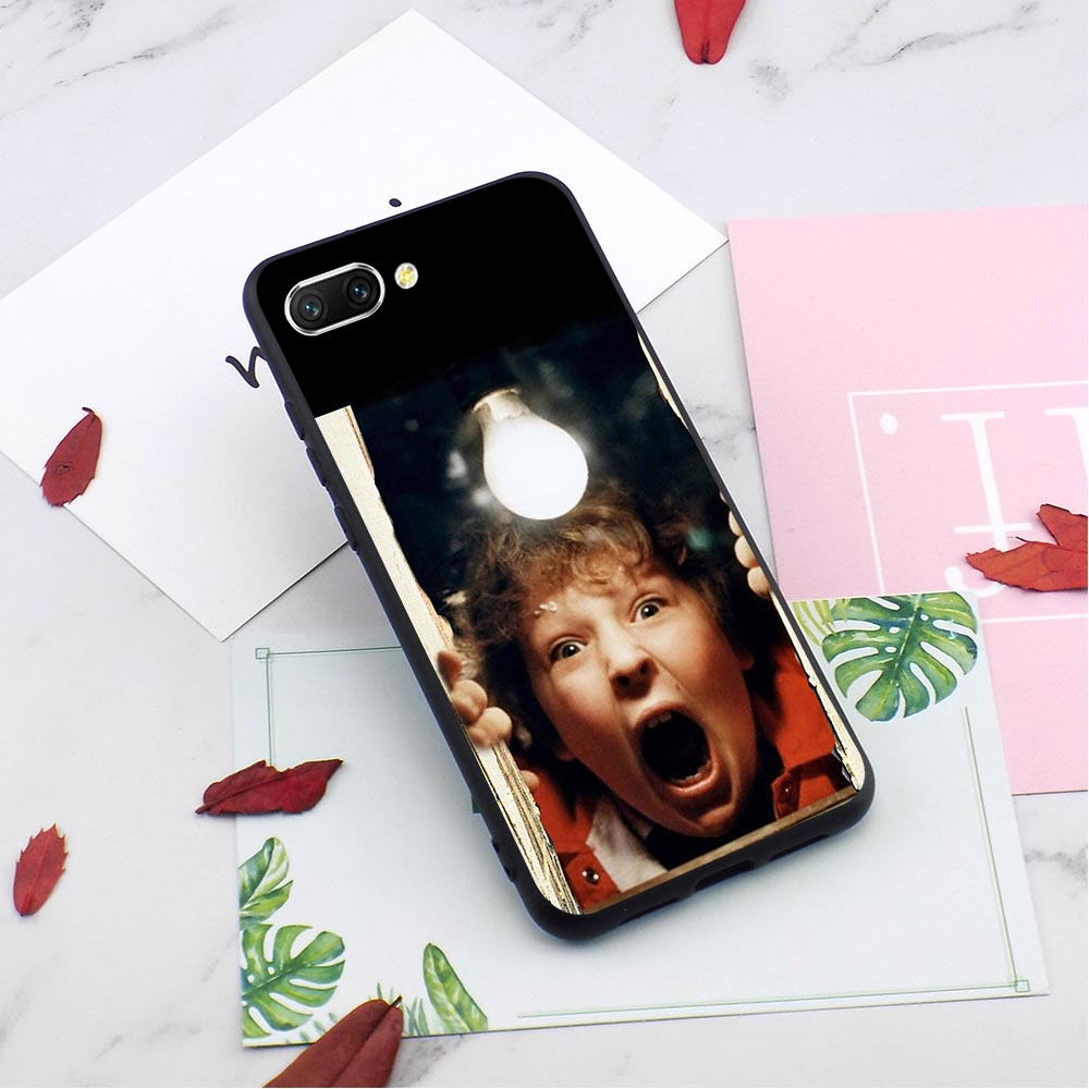Protective Goonies Chunk Phone Case for Huawei Honor 8 Lite Cover 10 9 6A 7A Pro 7X 7C Y6 Prime Nova 3 3i Covers Back in Fitted Cases from Cellphones Telecommunications