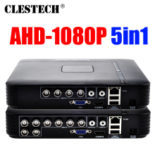 Smar Mini 4/8CH Full D1 H.264 HDMI Security System CCTV DVR 4/8 Channel 720P 1080P NVR Hybrid AHD DVR Recorder Mobile HVR RS485 цены