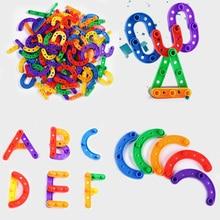 1 bag children's educational toys splicing early education building blocks toys for children gift