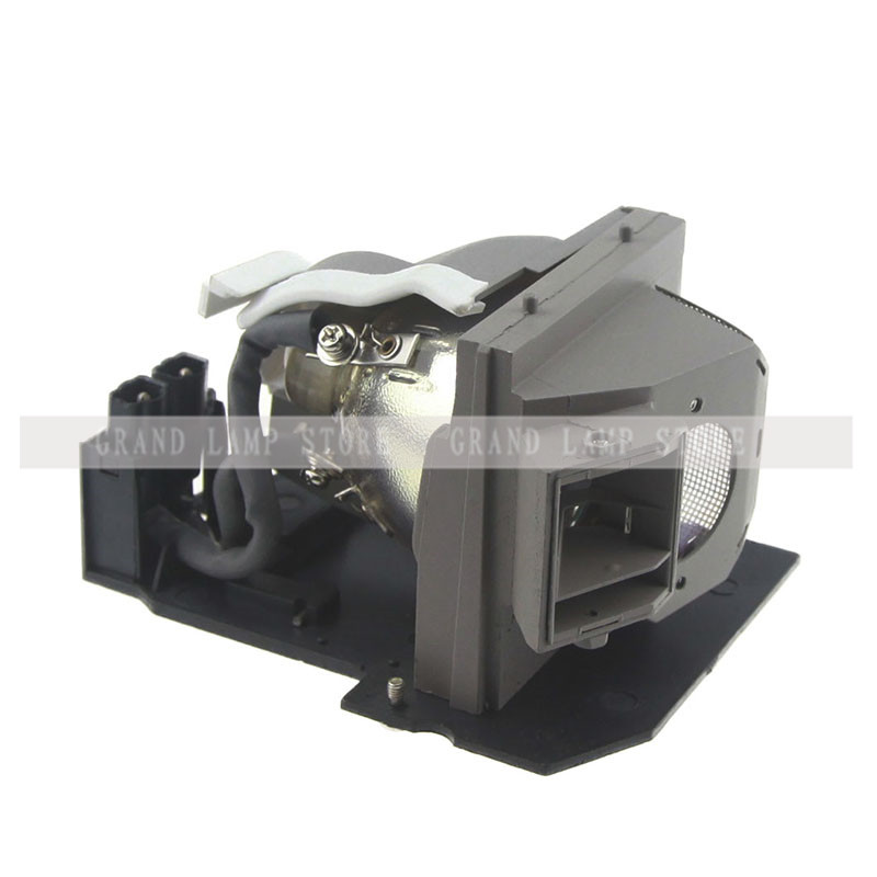 Projector Replacement Lamp 725-10046 with good quality housing for Dell 5100MP 725-10046 / 310-6896 / N8307 VIP350W Happybate original projector lamp 310 6896 725 10046 for 5100mp projectors