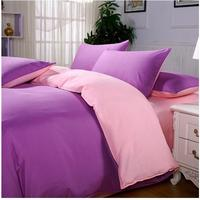 Contracted Household Pure Color 4 Is 1 2 M M Double Quilt Cover Sheet Are Plain
