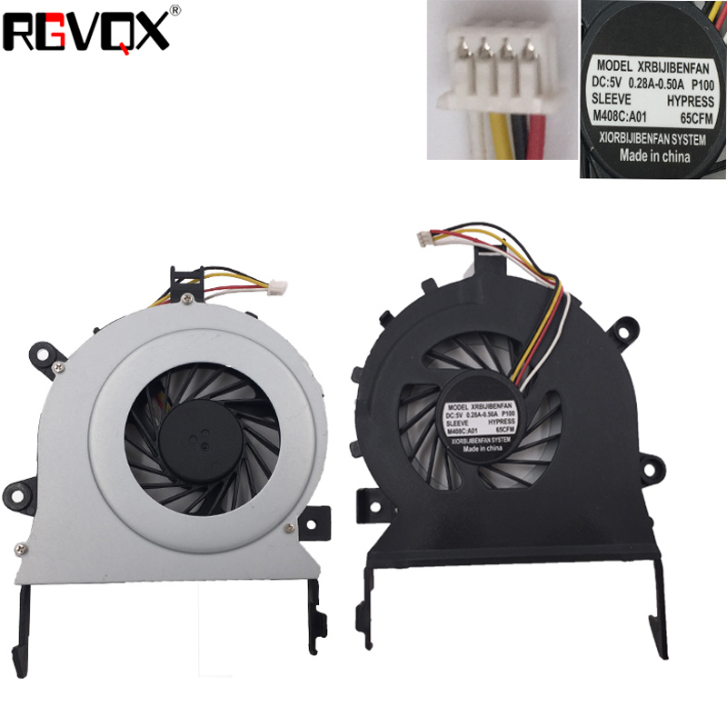 Купить с кэшбэком New Laptop Cooling Fan For acer 5820T 4820T 4745G PN:AB8005HX-RDB DFS551205ML0T