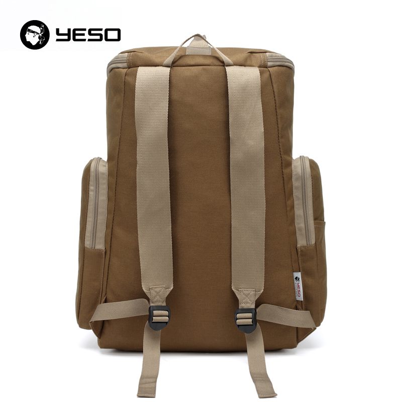 YESO Waterproof Folding Travel Backpack Women Nylon Foldable School Bags For Teenagers Backpacks Unisex Lightweight Rucksacks