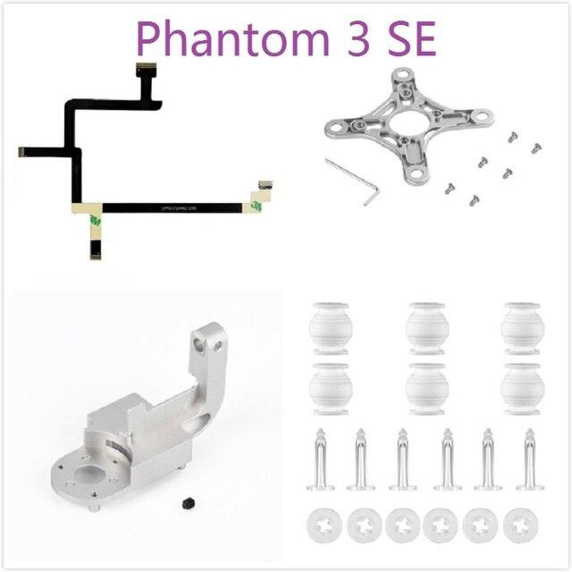 Phantom 3 SE Gimbal Yaw Arm Beugel Flex Lint Platte Kabel Gimbal Mount Plaat Reparatie Onderdelen voor DJI Phantom 3 SE Drone