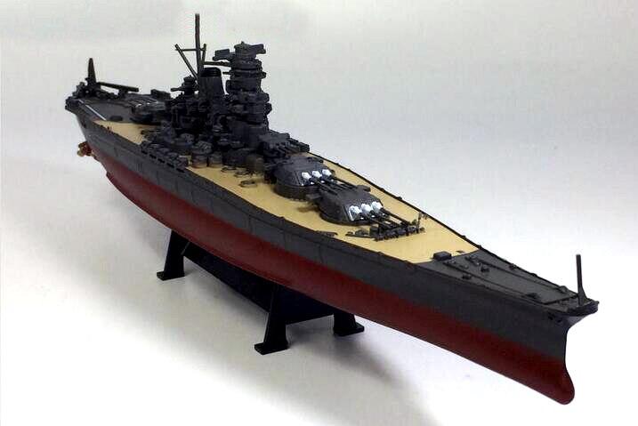 rare 1/1000 World War II Japan Model Yamato battleship da da Alloy simulation model Collection model стоимость