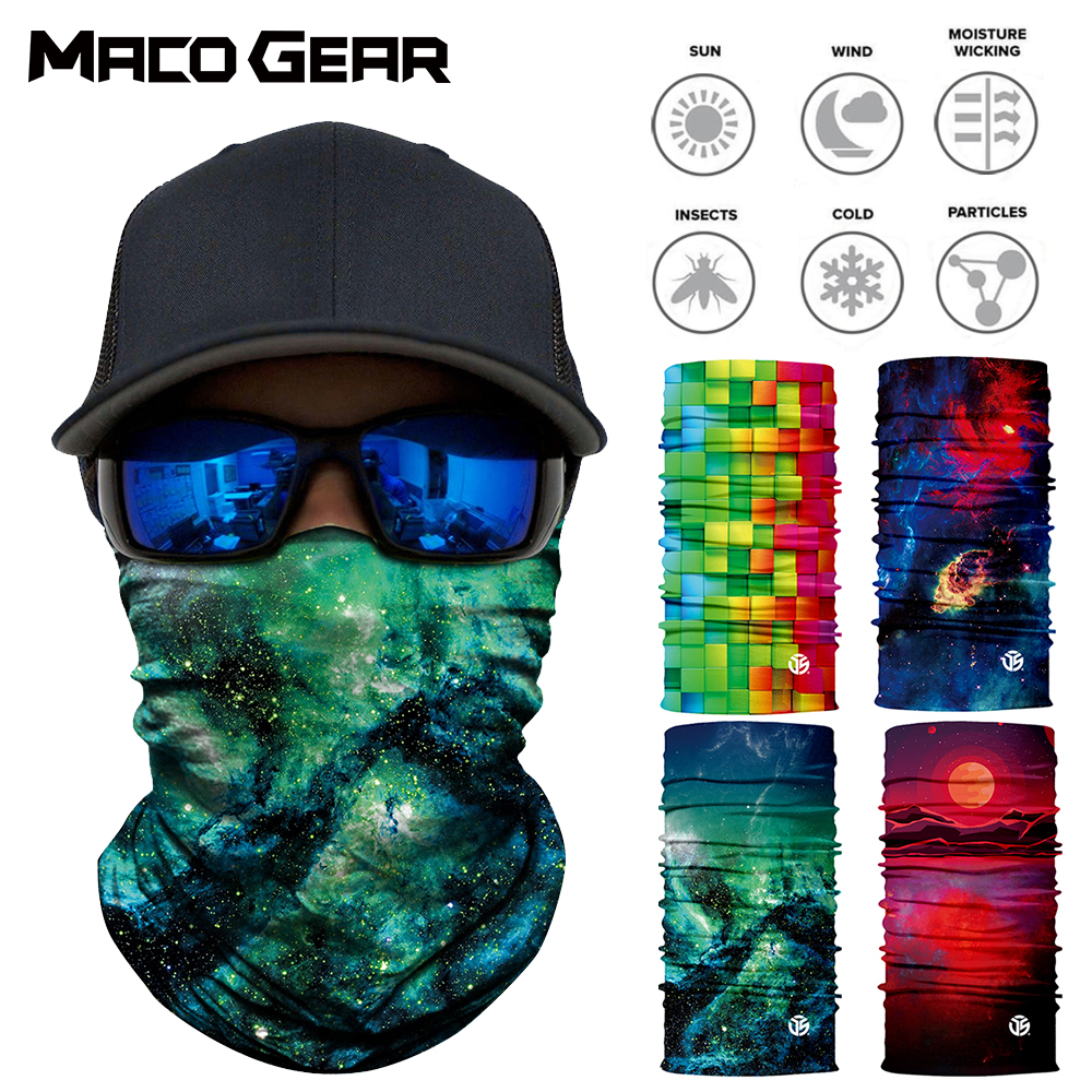 Magic Headwear Cactus Outdoor Scarf Headbands Bandana Mask Neck Gaiter Head Wrap Mask Sweatband