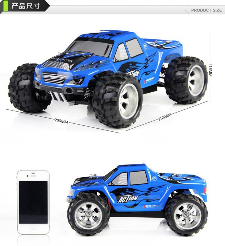 Wltoys A979 RC Car High Speed 2.4G 4CH 4WD Stunt Racing Remote Control Super Power Off-Road Vehicle Transmitter RC Vehicles hsp rc car 1 10 electric power remote control car 94601pro 4wd off road short course truck rtr similar redcat himoto racing