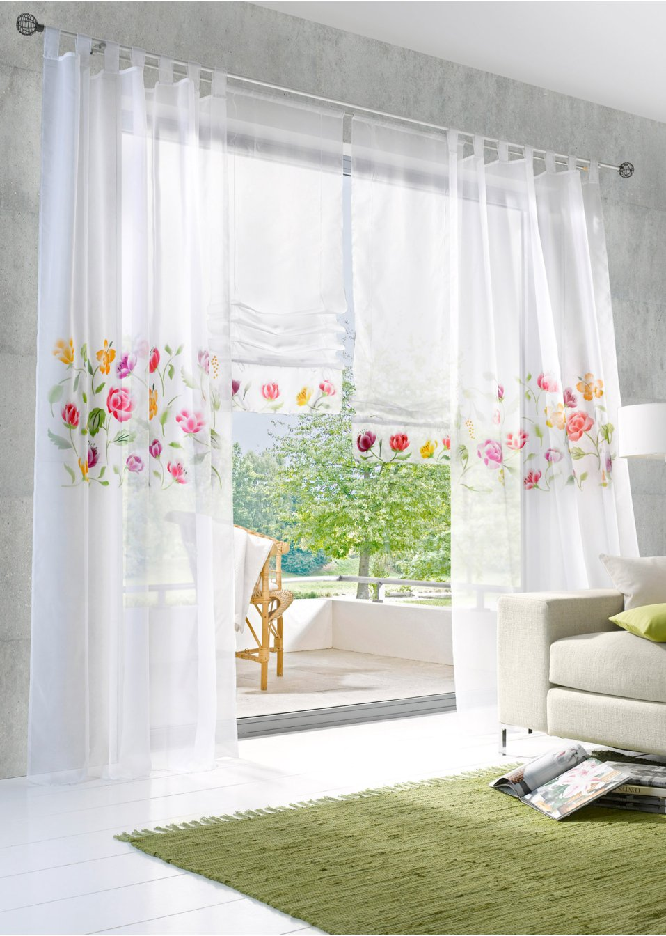 Rustic Curtains For Living Room Us 28 5 5 Off White Rustic Curtain For Living Room Window Curtains Tulle For Bedroom Living Room Sheer Cortinas For Window In Curtains From Home