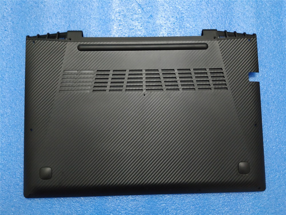 Новый нижний чехол для Lenovo IdeaPad y40 серии Y40-70 14 Нижняя база крышка AP14P000A00