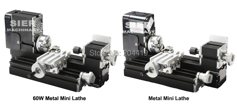 steel lathe aliexpresscom buy tz20002m 60w metal mini lathe60w12000rpm
