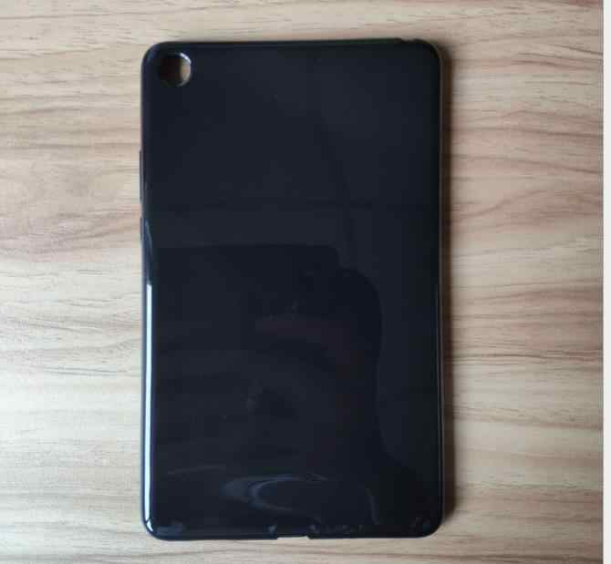 Para Xiaomi MiPad 4 funda suave TPU Protector MiPad4 8,0 funda bonita carcasa delgada Xiaomi Pad4 funda de sílice