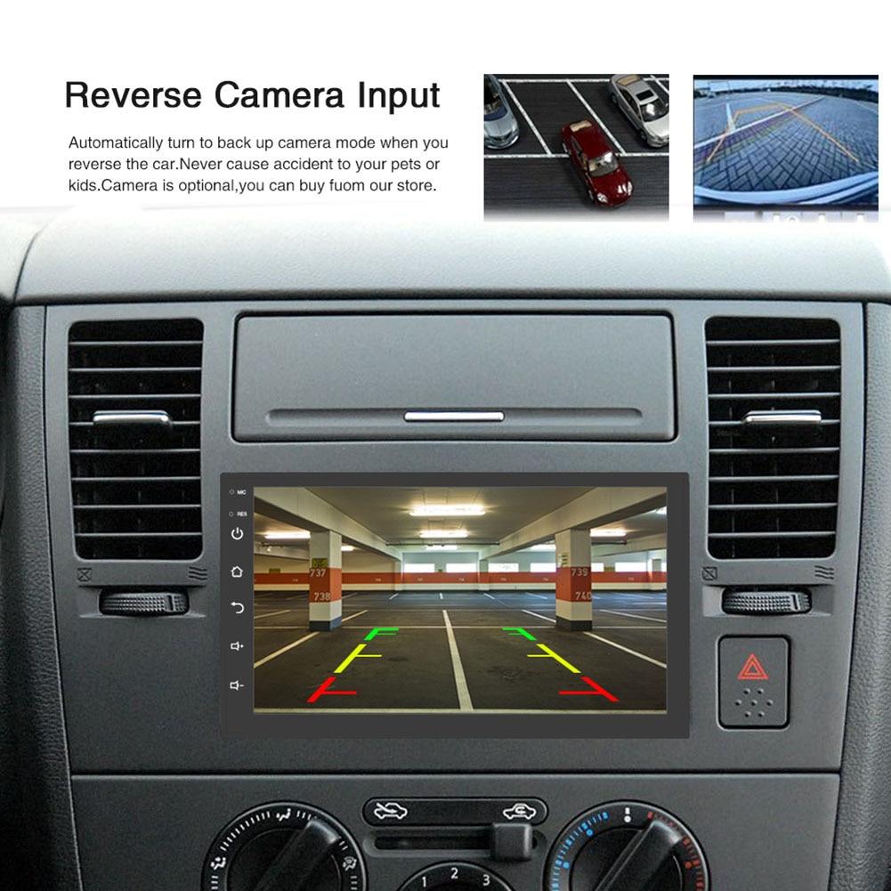 Car GPS Navigation Radio Player Bluetooth Full HD 1080P 7 Inch Wifi Music RAM 1GB OUJ99 in Radio from Consumer Electronics