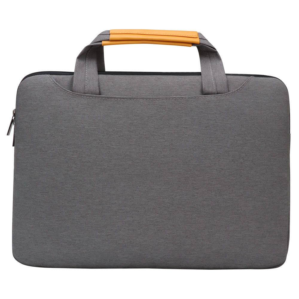 Image 3 - iCozzier 13.3 inch Front Pocket Laptop Sleeve Large Capacity Handbag Protective Business Case Bag for 13 Ultrabook/Notebook-in Laptop Bags & Cases from Computer & Office