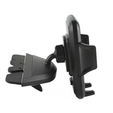 Portable Rotary Car CD Slot Dash GPS Tablet Mobile Phone Mount Stand Holders For Motorola Moto G4,Moto G4 Plus,Moto G4 Play