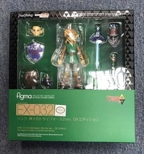 Hot The Legend of Zelda figma EX 032 PVC Action Figure Modèle Jouets