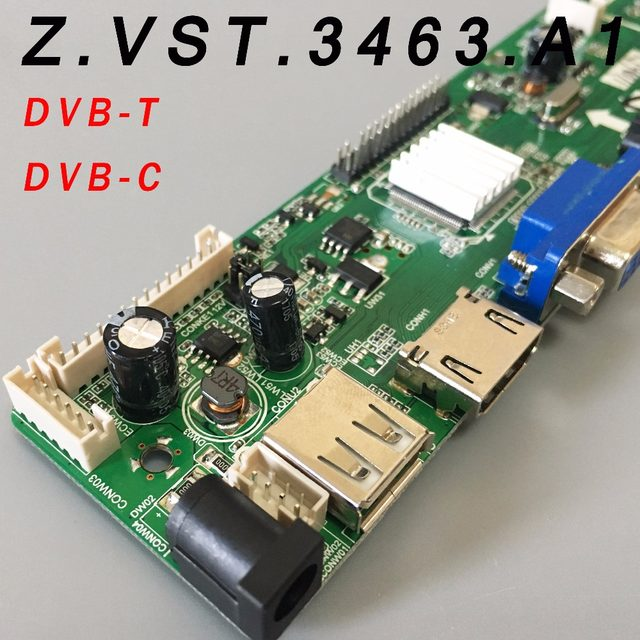 Package: 1 * Board 1 * Remote 1 * IR Attention:Z VST 3463 A1 will