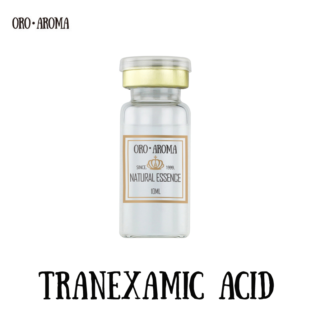 Famous Brand Oroaroma Natural Tranexamic Acid Solution Serum Extrace Essence Face Serum Fade Melanin Whitening Face Skin Care