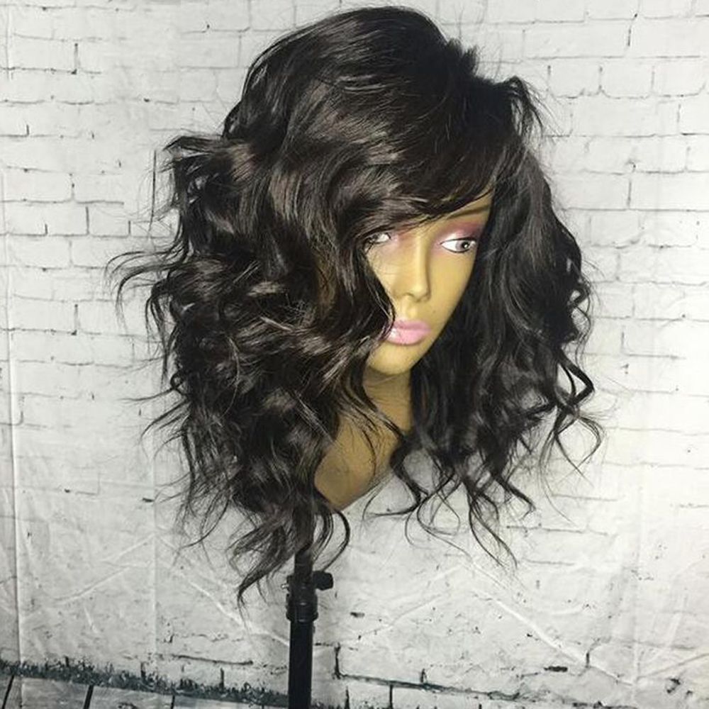 Eversilky Short Human Hair Wigs Remy Hair 360 Lace Frontal Wig For Women Virgin European Hair Bob Wig Bleached Knots