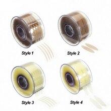2016 New 300pair Gauze Stick Stealth Double-Fold Eyelid Shadow Sticker Without Glue Instant Eye Lift Double Eyelid Beautiful Eye