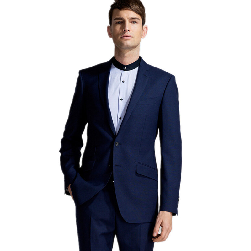 new men will dress the groom's best man dinner suit black suit two ...