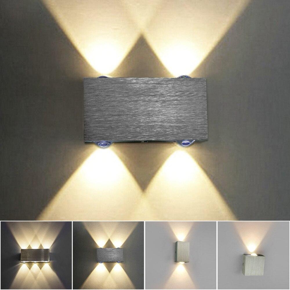 Moderno Sconce Led Lampada Da Parete Luce Scale Apparecchio Camera ...