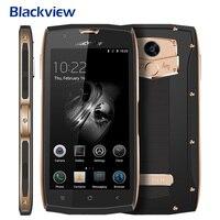 Blackview BV7000スマートフォン5.0インチコーニング画面2ギガバイトram 16ギガバイトromアンドロイド7.0 MTK6737Tクアッドコア1.5 ghzデュアルsim 4グラムotg nfc