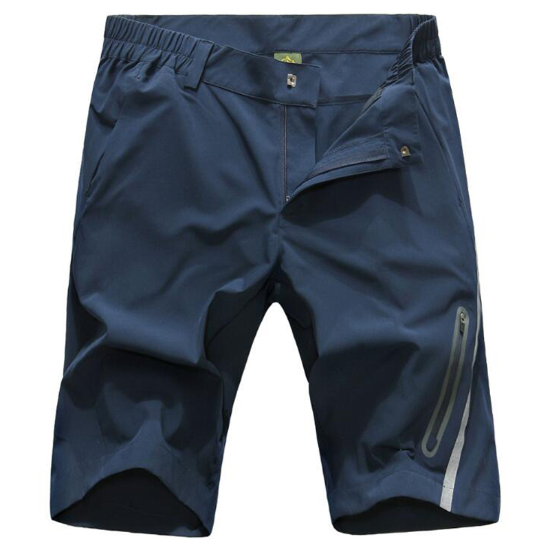 Men shorts 2018 new Summer men shorts Casual quick dry cotton shorts men Elastic Waist Brand high quality men Casual Shorts men elastic waist ringer shorts