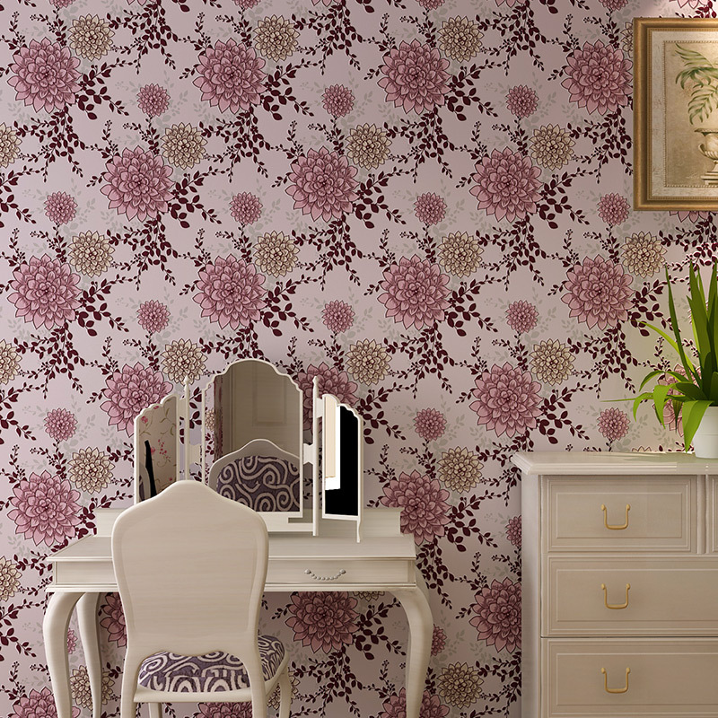 Aliexpress.com : Buy 2015 New Luxury Velvet Flocking Wallpaper Roll Home  Design Adornment Bedroom Living Room Wall Paper For Rolls From Reliable  Paper Paint ...