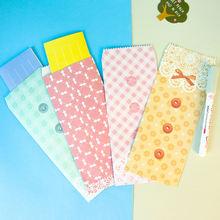 Розовый пригласительный конверт 175 см * 85 корейский креативный