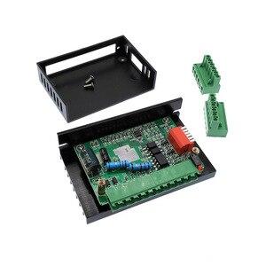 Nema 17/23 драйвер TB6600 шаговый Драйвер шаг 42/57/86 32 сегментов Модернизированный 4.0A 42VDC