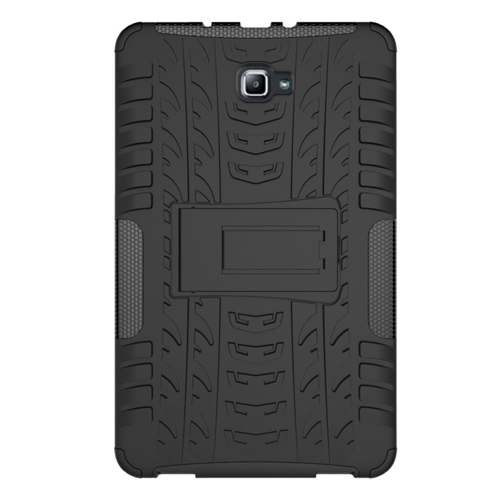 For Samsung Galaxy Tab a 10.1 2016 Case TPU and PC Shockproof Rugged Armor for Galaxy Tab 10.1 SM-585 SM-580 Tablet Case +Stylus