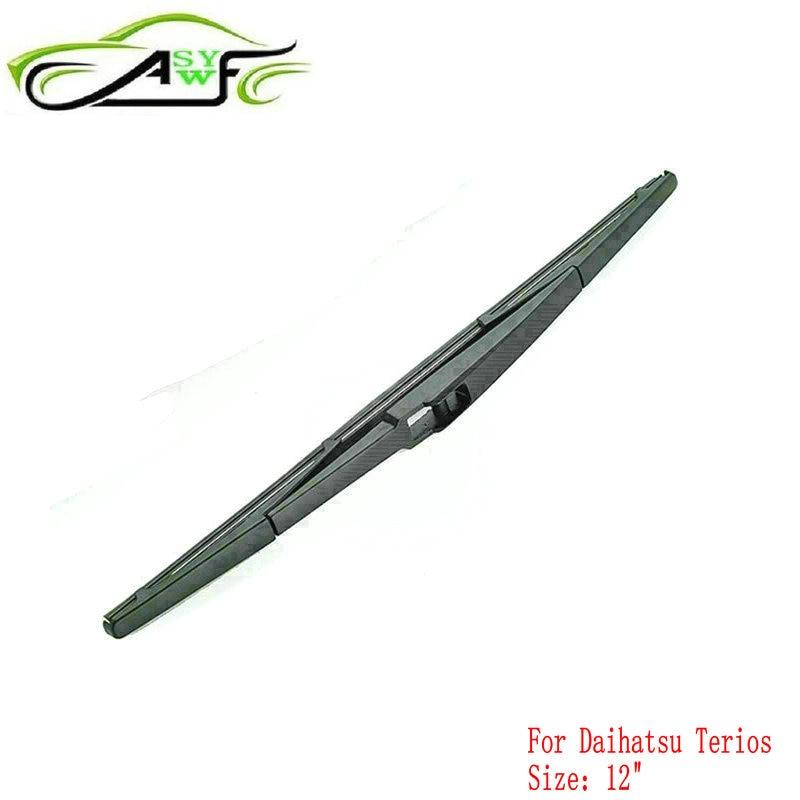 Car rear wiper blades For Daihatsu Terios size 12
