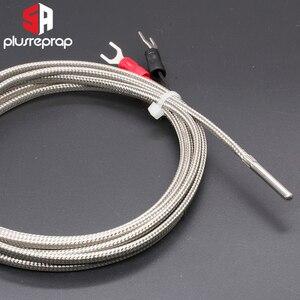 K Тип термопара термистор 3x10 мм / датчики температуры  для 3D-принтеры  печатающей головки экструдера  Запчасти 3d принтер экструдер