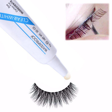 Lash Glue Eyelash Adhesive Waterproof False Accessories Blue/red Drop Free Shipping