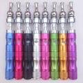 Verdadeiro X6 Cigarro Eletrônico Starter Kits 1300 mah E Hookah Recarregável Bateria X6 E Cig eGo Vapor Caneta Vaporizador de Fumar X8106