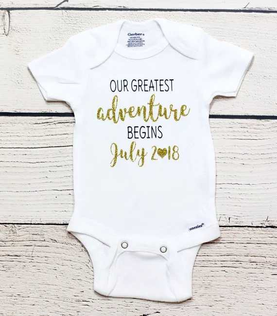 e48ac6b416cb1 personalized Pregnancy announcement kids t shirts birthday Maternity ...