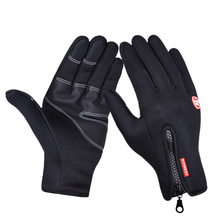 Men Classic Winter Leather Gloves Touch Screen Male Army Guantes Tacticos Accessories New Color