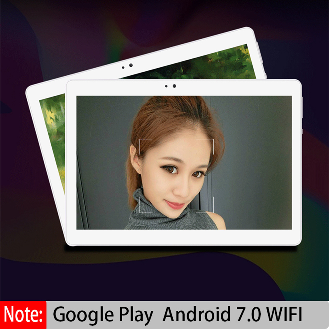 DGGR Tablet PC 10.1 inch Android 7.0 With Google Play WiFi 3G Phone Call for Bluetooth GPS Octa Core 32G  64G PC Tablets Tablet-in Tablets from Computer & Office    1