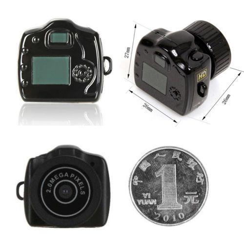 Smallest Mini Camera Camcorder Video Recorder DVR Pinhole Web cam Cool mini camcorders