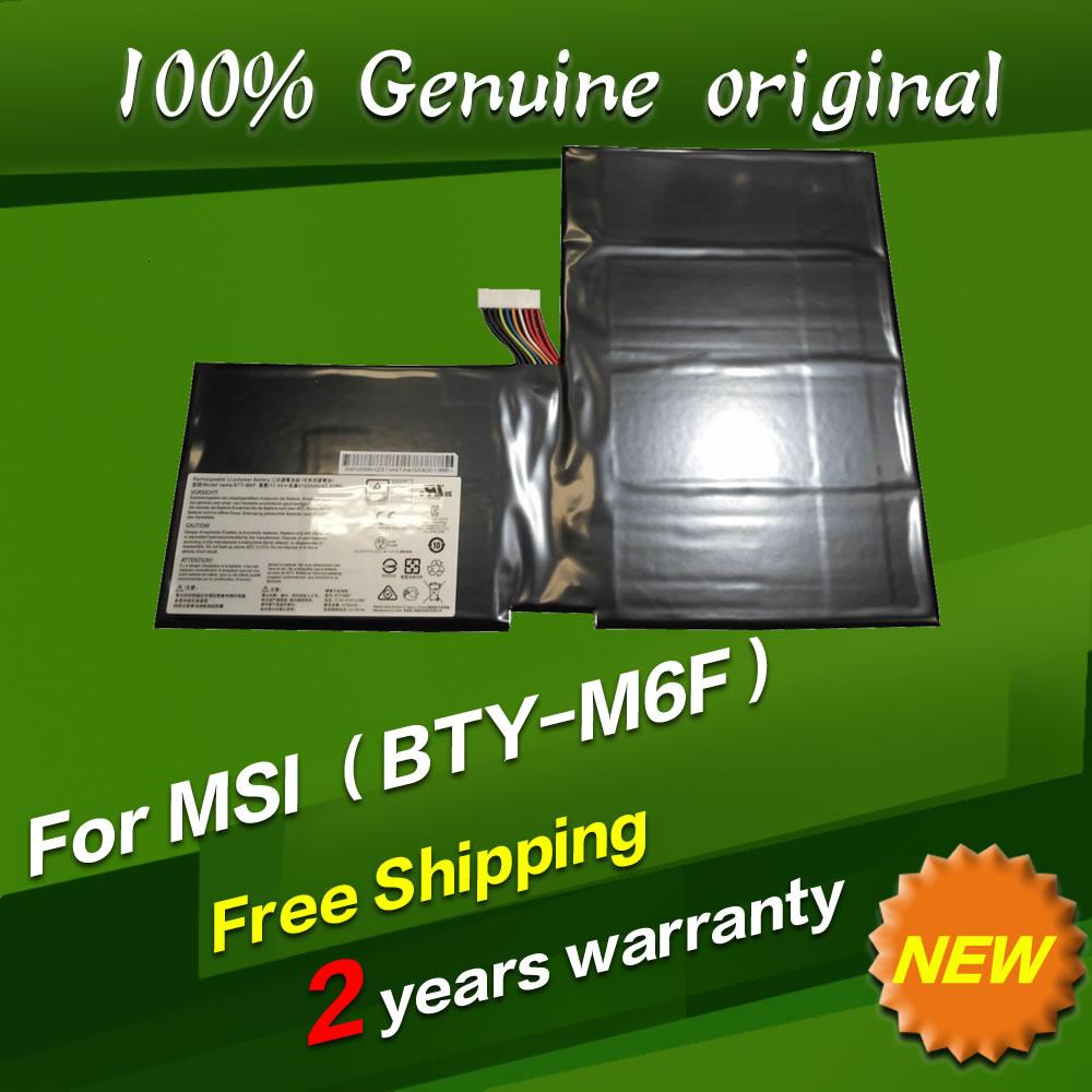 JIGU BTY-M6F MS-16H2 Original laptop Battery For MSI 16H2 GS60 PX60 2PL 2PC 2PE 2QC 2QD 2QE 6QC 6QE BTY-M6F batteries пазлы ravensburger пазл коровы на лугу 15 элементов