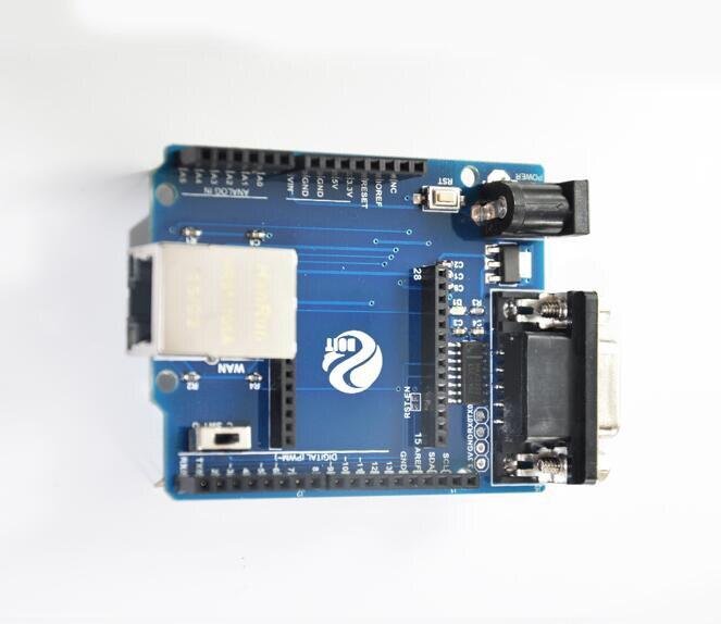 Arduino Xbee Shield - YouTube