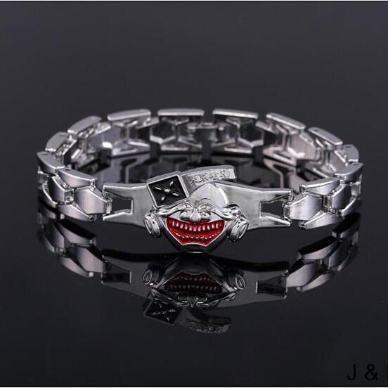 Tokyo Ghoul Ken Mask Bangle Bracelet Wrist Band
