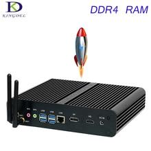 32GB DDR4 RAM Intel Core i7 7500U intel Nuc Kaby Lake Mini PC Win 10 Fanless Computer 3.5GHz Intel HD Graphics620 4K TV Box HTPC