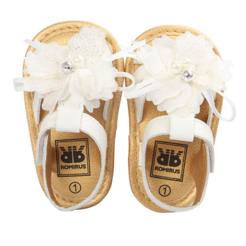 Baby Girl Sandals Summer Baby Shoes PU Flowers Butterfly Fashion Girl Sandals 0-18M Baby SandalsBaby Girl Sandals Summer Baby Shoes PU Flowers Butterfly Fashion Girl Sandals 0-18M Baby Sandals