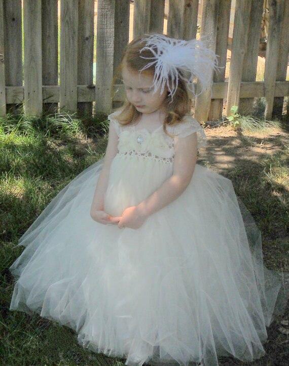 Flower Girl Dress Children Autumn Fairy Princess Dress Children  Flower Girl Dress Flower Girl  10Y Girl Birthday Gift flower