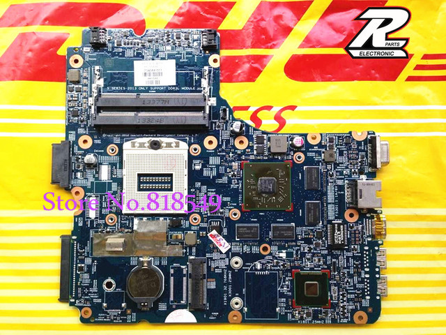 734084 - 001 ( 734084 - 601 ) para HP 450 G1 Probook 450 470 440 Notebook motherboard 2 GB físico pictures