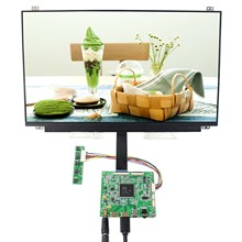 4K LCD creen eDP Connector 2 HDMI Mini LCD Controller Board NV156QUM-N44 3840x2160 Backlight  WLED IPS LCD Display